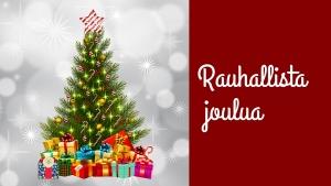 Rauhallista joulua 2