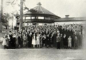 Kalastajatorpalla 1948